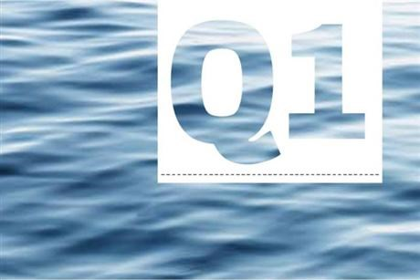 Logotype for Q1 2010